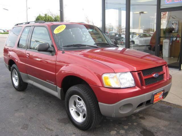 2002 ford explorer sport for sale in palatine illinois classified. Cars Review. Best American Auto & Cars Review