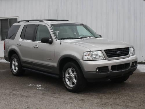 2002 ford explorer suv 4x4 xlt for sale in new era michigan classified. Black Bedroom Furniture Sets. Home Design Ideas
