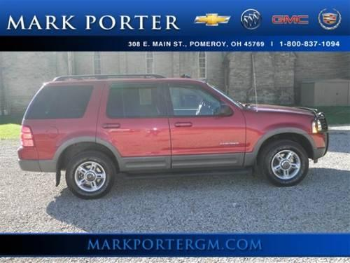"2002 FORD Explorer WAGON 4 DOOR 4dr 114"" WB"