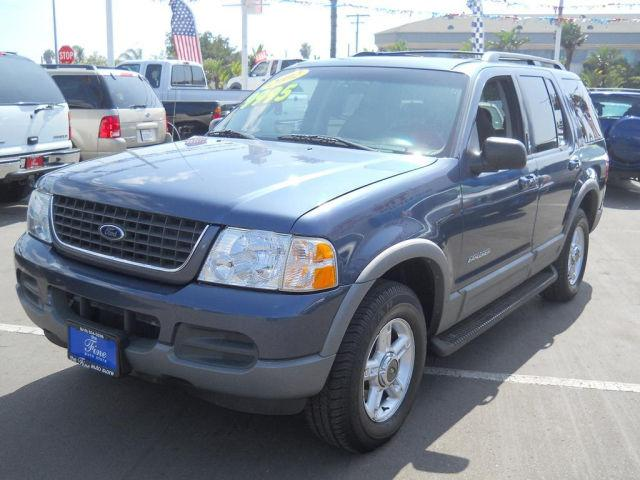 2002 ford explorer xlt for sale in imperial beach. Black Bedroom Furniture Sets. Home Design Ideas