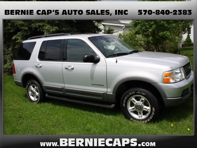 2002 ford explorer xlt for sale in old forge pennsylvania classified. Black Bedroom Furniture Sets. Home Design Ideas