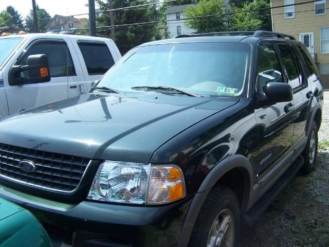 2002 ford explorer xlt for sale in new eagle pennsylvania classified. Black Bedroom Furniture Sets. Home Design Ideas