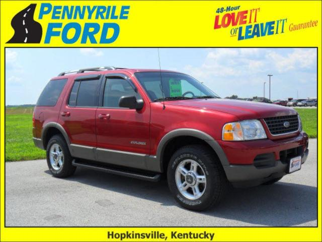 2002 ford explorer xlt for sale in hopkinsville kentucky classified. Black Bedroom Furniture Sets. Home Design Ideas