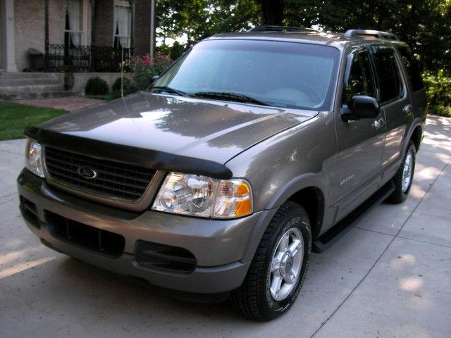 2002 ford explorer xlt for sale in versailles kentucky. Black Bedroom Furniture Sets. Home Design Ideas