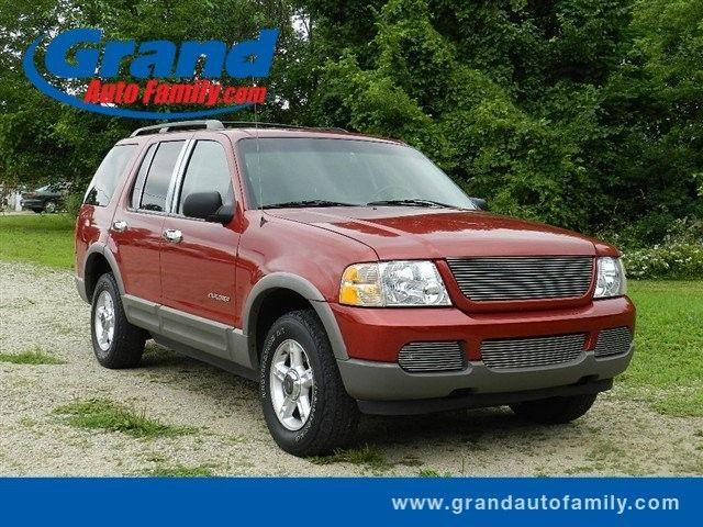 2002 ford explorer xlt for sale in lowell michigan classified. Black Bedroom Furniture Sets. Home Design Ideas