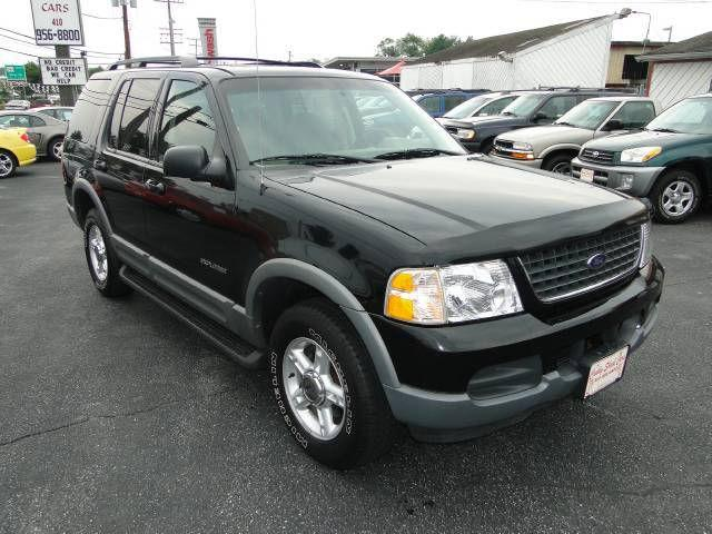 2002 Ford Explorer Xlt For Sale In Edgewater Maryland
