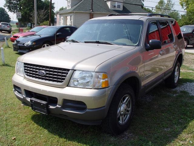 2002 ford explorer xlt for sale in south bloomfield ohio classified. Black Bedroom Furniture Sets. Home Design Ideas