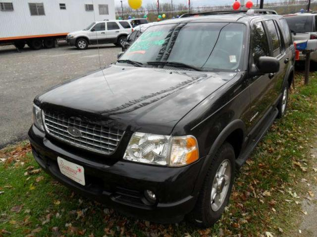 2002 ford explorer xlt for sale in roanoke indiana. Black Bedroom Furniture Sets. Home Design Ideas