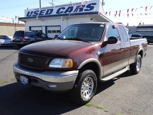 Worksheet. 2002 Ford F150 4 Door Extended Cab Truck King Ranch for Sale in
