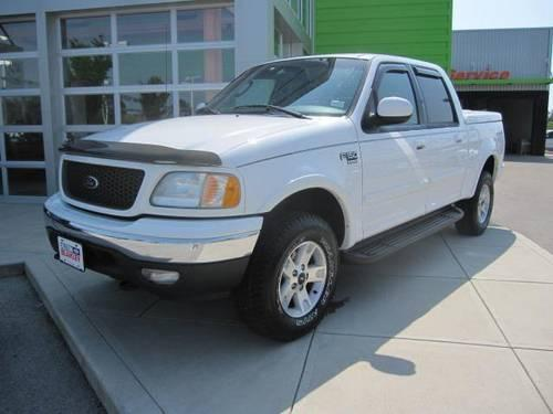 2002 ford f 150 crew cab pickup for sale in acorn. Black Bedroom Furniture Sets. Home Design Ideas