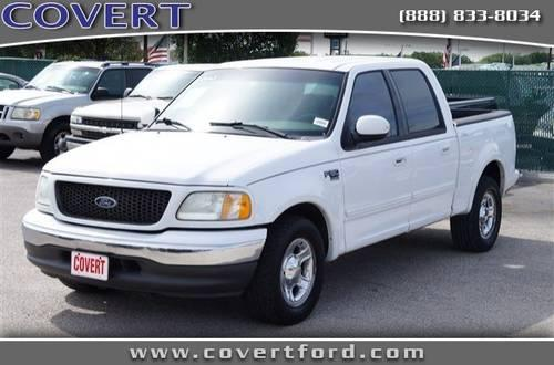 2002 Ford F-150 Crew Cab Pickup