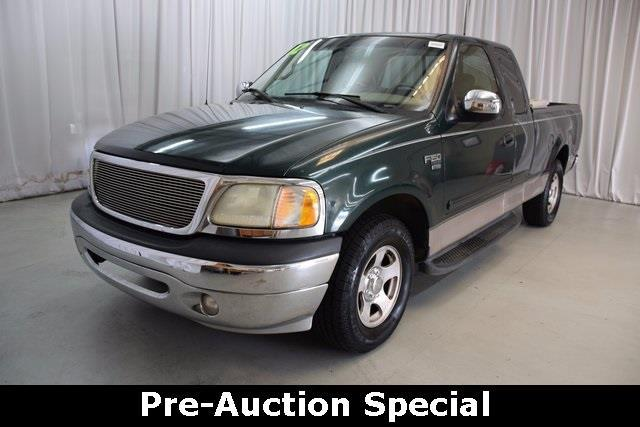2002 Ford F-150 King Ranch 4dr SuperCab King Ranch 2WD