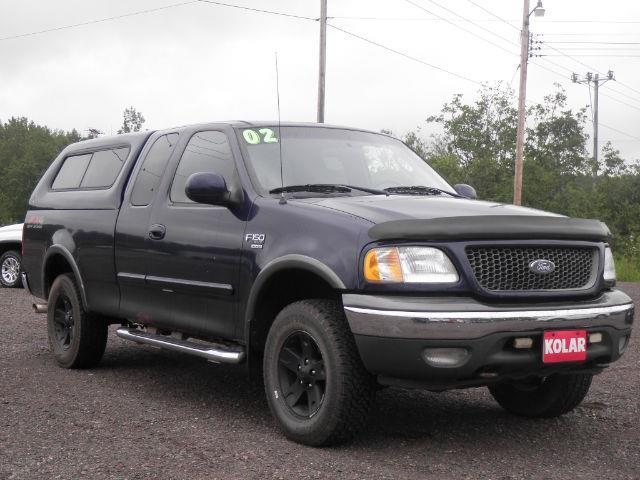 2002 ford f 150 king ranch 4dr supercab king ranch 4wd styleside sb for sale in duluth. Black Bedroom Furniture Sets. Home Design Ideas