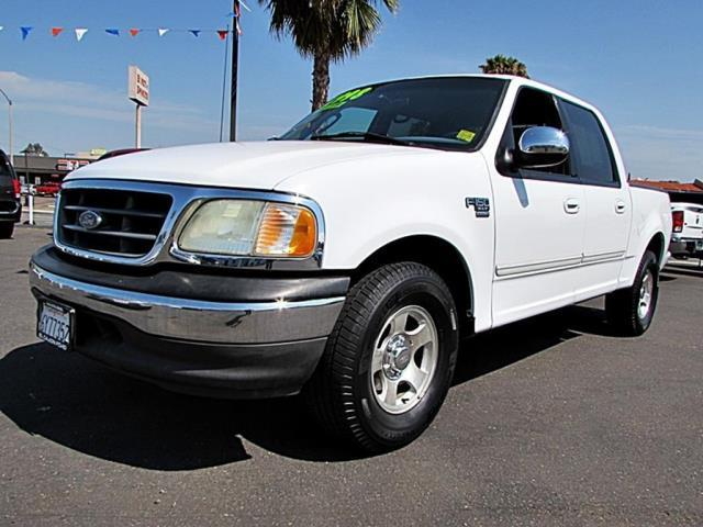 2002 ford f 150 king ranch 4dr supercrew king ranch 2wd styleside sb for sale in el cajon. Black Bedroom Furniture Sets. Home Design Ideas
