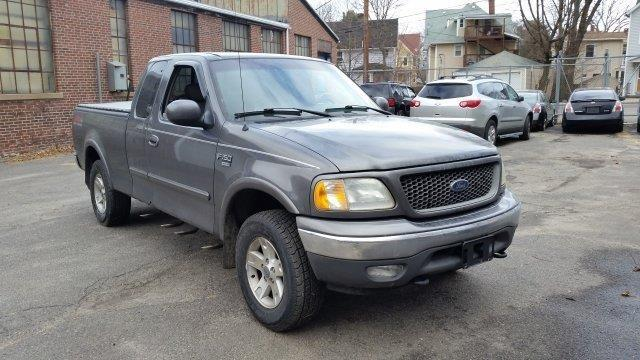 2002 ford f 150 lariat 4dr supercab lariat 4wd styleside lb for sale in derby connecticut. Black Bedroom Furniture Sets. Home Design Ideas