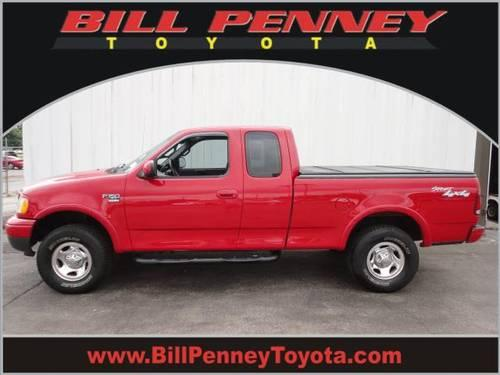 2002 Ford F 150 Super Cab Pickup 4x4 Xl Sport For Sale In