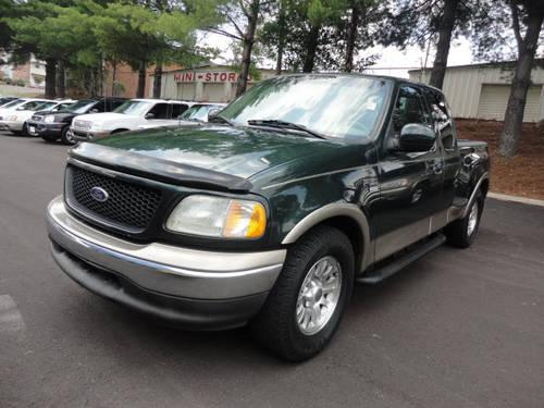 2002 ford f 150 super cab pickup lariat for sale in franklin tennessee classified. Black Bedroom Furniture Sets. Home Design Ideas