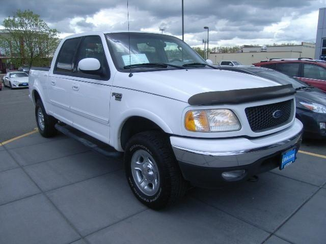 2002 ford f 150 supercrew 4x4 styleside 139 in wb for sale in billings montana classified. Black Bedroom Furniture Sets. Home Design Ideas