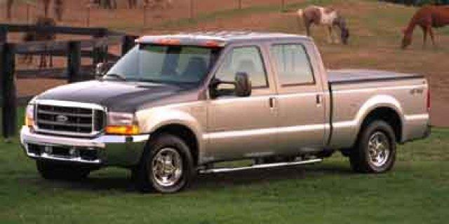 2002 Ford F-250 Super Duty XL 4dr Crew Cab XL 4WD LB