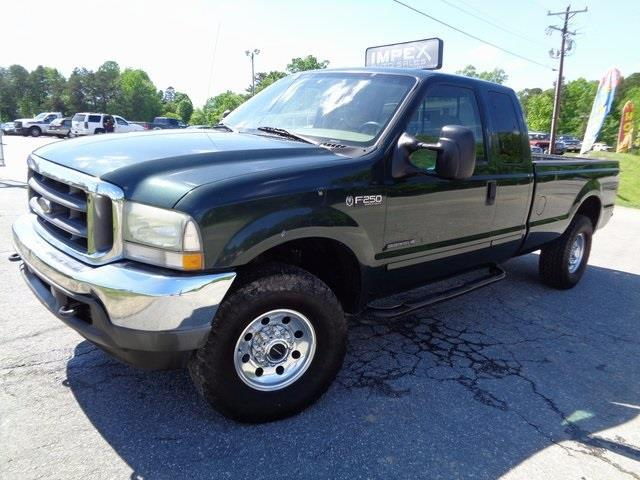 2002 ford f 250 super duty xlt 4dr supercab xlt 4wd lb for sale in greensboro north carolina. Black Bedroom Furniture Sets. Home Design Ideas