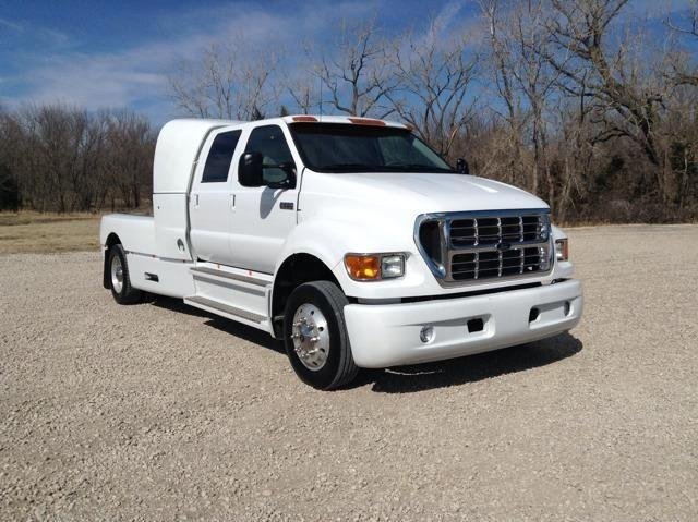 2002 Ford F-650SD Chassis Super CrewZer for sale in Conway ...