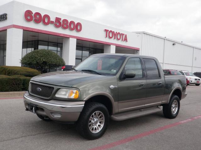 American Auto Sales Killeen Tx: 2002 Ford F150 King Ranch For Sale In Killeen, Texas