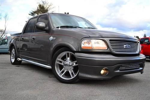 2002 Ford F150 Pickup Truck Harley Davidson for Sale in Rhinebeck, New