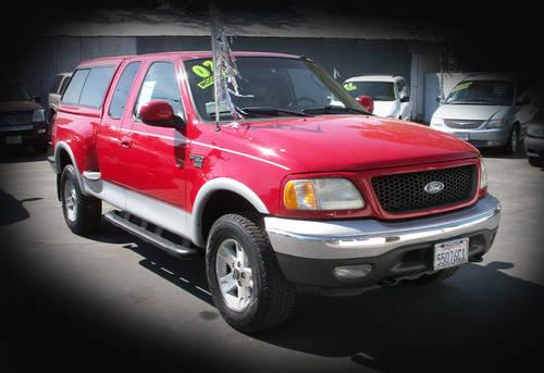 2002 Ford F150 Super Cab Short Bed 4x4 For Sale In Chico
