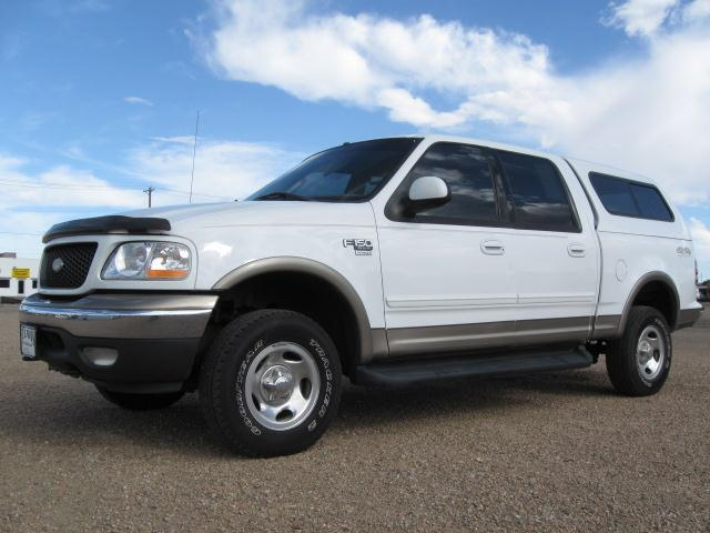 2002 ford f150 supercrew for sale in pueblo colorado classified. Black Bedroom Furniture Sets. Home Design Ideas