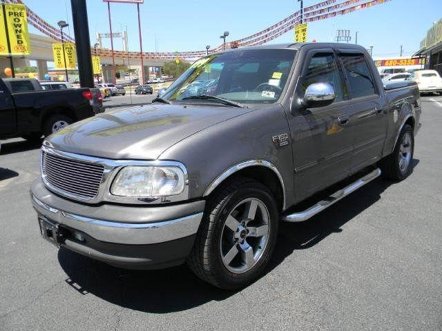 2002 ford f150 supercrew for sale in san antonio texas classified. Black Bedroom Furniture Sets. Home Design Ideas