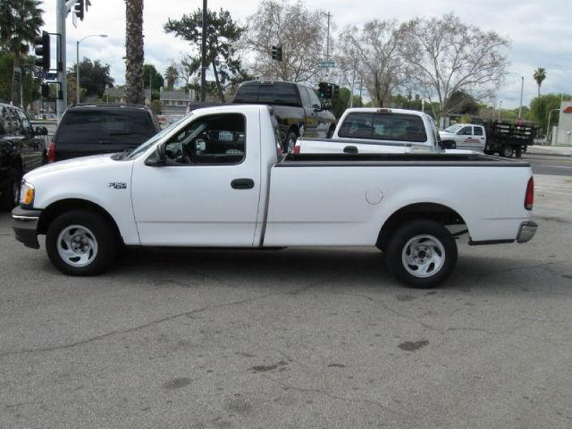 2002 ford f150 xl for sale in whittier california classified. Black Bedroom Furniture Sets. Home Design Ideas
