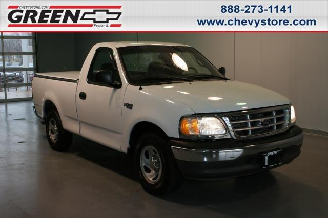 Ford F150 For Sale Near Me 2002 Ford F150 XL | 2002 Ford F-150 Car for Sale in Peoria IL ...