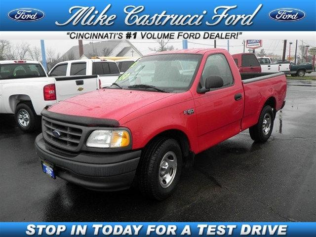 2002 ford f150 xl for sale in milford ohio classified. Black Bedroom Furniture Sets. Home Design Ideas