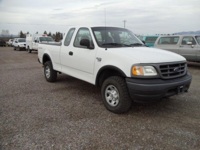 2002 ford f150 xl supercab for sale in columbia falls montana classified. Black Bedroom Furniture Sets. Home Design Ideas