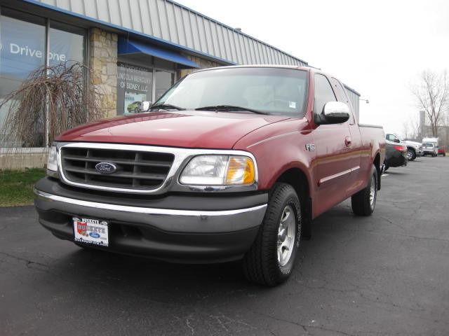 2002 ford f150 xlt for sale in sidney ohio classified. Black Bedroom Furniture Sets. Home Design Ideas