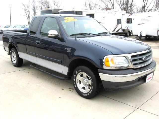 2002 ford f150 xlt for sale in jefferson iowa classified. Black Bedroom Furniture Sets. Home Design Ideas