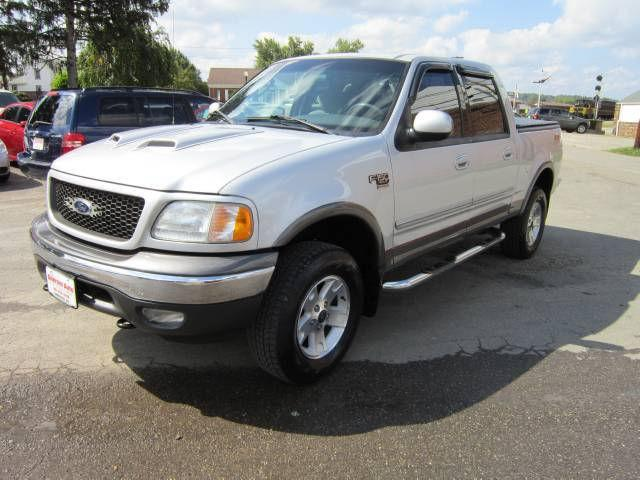 2002 ford f150 xlt for sale in byesville ohio classified. Black Bedroom Furniture Sets. Home Design Ideas