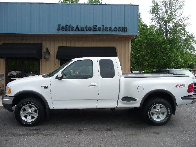 2002 Ford F150 Xlt Supercab Flareside For Sale In Lincolnton