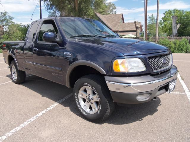 2002 ford f150 xlt for sale in franktown colorado classified. Black Bedroom Furniture Sets. Home Design Ideas