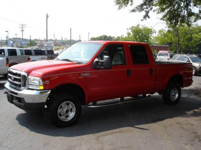 2002 Ford F250 Lariat For Sale In Anderson South Carolina