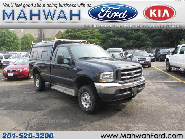 2002 Ford F250 Xl For Sale In Mahwah New Jersey