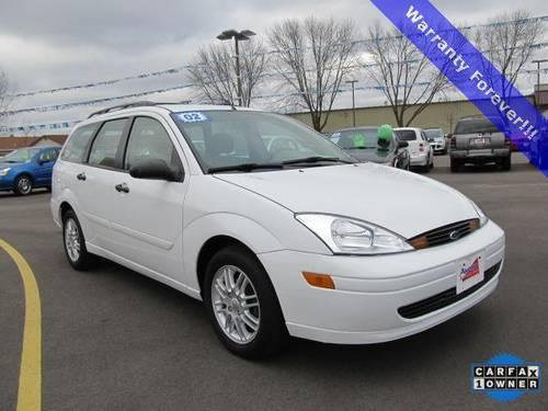 2002 ford focus 4d station wagon se for sale in mukwonago wisconsin classified. Black Bedroom Furniture Sets. Home Design Ideas