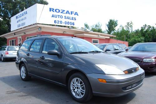 2002 ford focus station wagon for sale in jacksonville. Black Bedroom Furniture Sets. Home Design Ideas