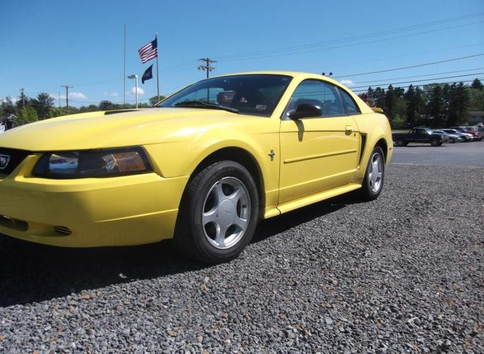 2002 ford mustang for sale in clarion pennsylvania classified. Black Bedroom Furniture Sets. Home Design Ideas