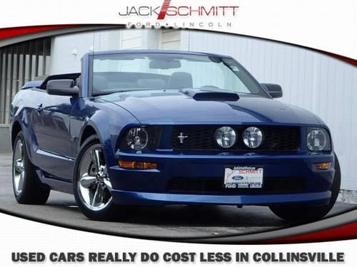 2002 ford mustang convertible gt deluxe for sale in collinsville illinois classified. Black Bedroom Furniture Sets. Home Design Ideas