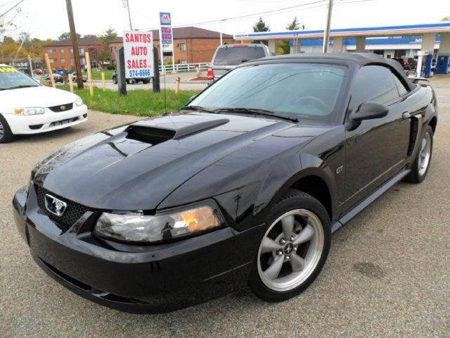2002 ford mustang gt for sale in cincinnati ohio classified. Black Bedroom Furniture Sets. Home Design Ideas