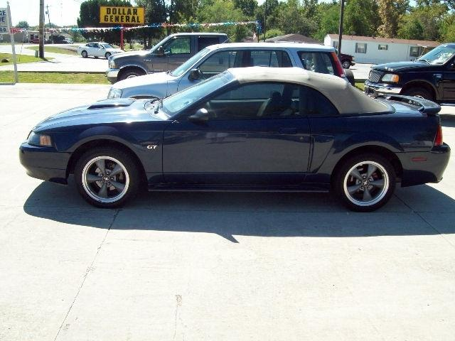 2002 ford mustang gt for sale in saint amant louisiana classified. Black Bedroom Furniture Sets. Home Design Ideas
