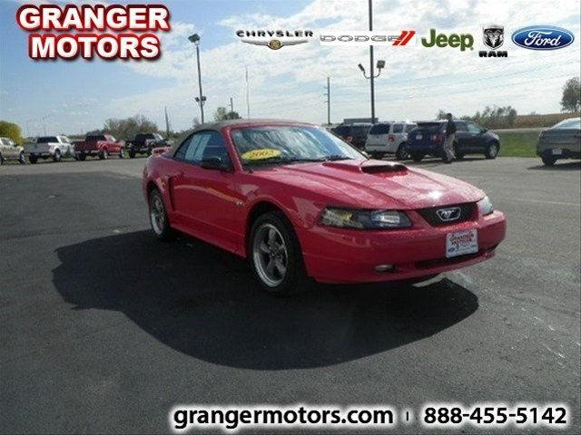 2002 ford mustang gt for sale in granger iowa classified. Black Bedroom Furniture Sets. Home Design Ideas