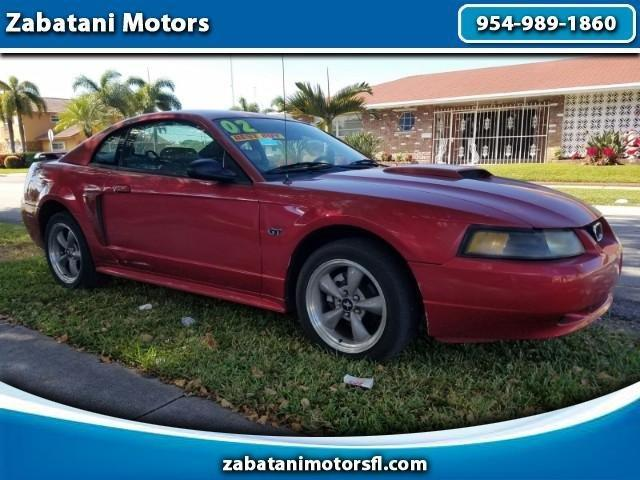 2002 ford mustang gt deluxe gt deluxe 2dr coupe for sale in pembroke park florida classified. Black Bedroom Furniture Sets. Home Design Ideas