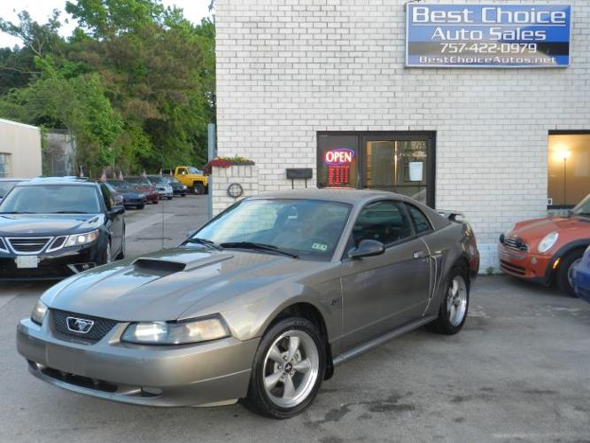 2002 ford mustang gt virginia beach va for sale in virginia beach. Cars Review. Best American Auto & Cars Review